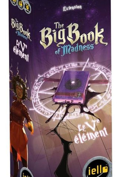The Big Book of Madness: The Vth Element