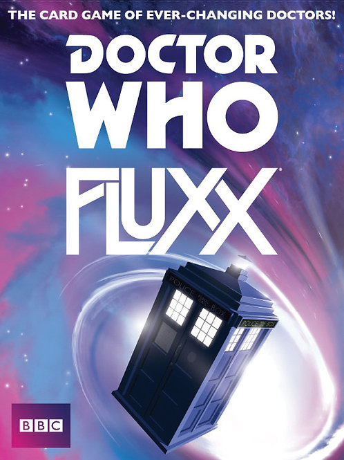 Doctor Who Flux