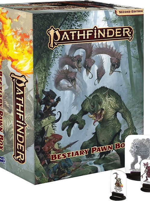 Pathfinder: Bestiary Pawns Box