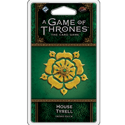 Game of Thrones 2nd Edition LCG: House Tyrell Intro Deck