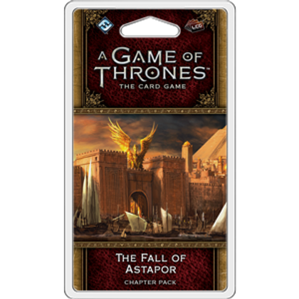 Game of Thrones 2nd Edition LCG: The Fall of Astapor