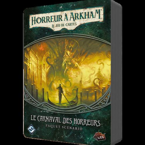 Arkham Horror: The Card Game – Carnevale of Horrors: Scenario Pac