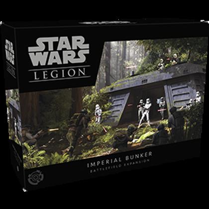 Star Wars Legion: Imperial Bunker Battlefield