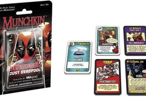 Munchkin: Marvel Deadpool Exp