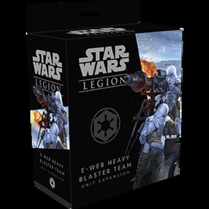 Star Wars Legion: E-Web Heavy Blaster Team Unit