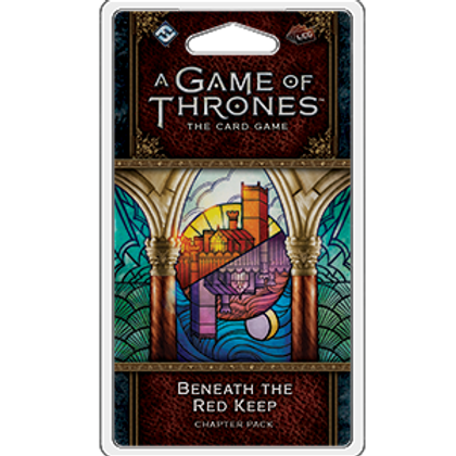 Game of Thrones 2nd Edition LCG: Beneath the Red Keep