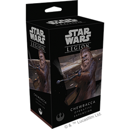 Star Wars Legion: Chewbacca Operative