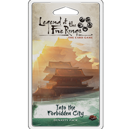 Legend of the Five Rings LCG: Into the Forbidden City