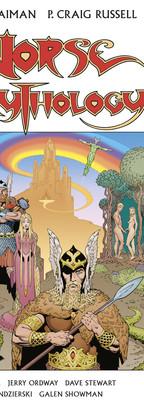 NEIL GAIMAN NORSE MYTHOLOGY #1