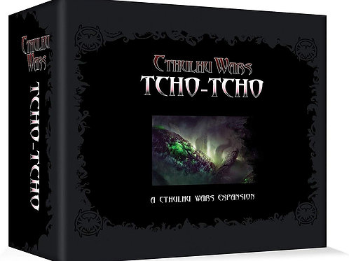 Cthulhu Wars Tcho-Tchos Faction Expansion