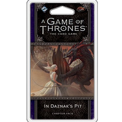 Game of Thrones 2nd Edition LCG: In Daznak's Pit