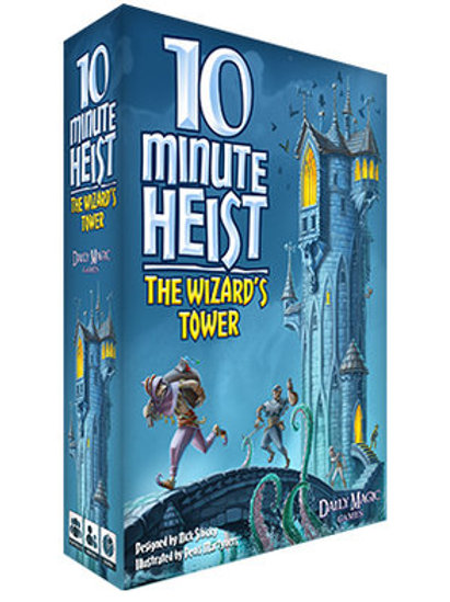 10 Minute Heist: The Wizard Tower