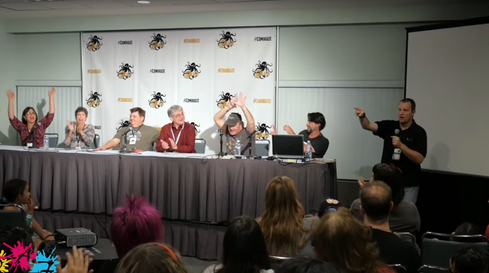 Comikaze Disney Afternoon Panel Featuring Katie Leigh