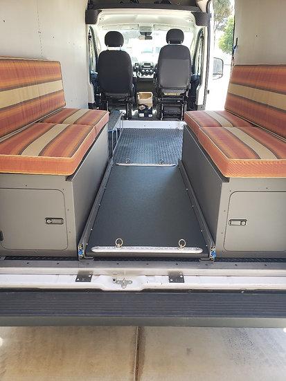 DIY Cargo slides