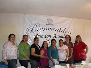 Meeting with Comite Fronterizo De Obreros in Piedras Negras