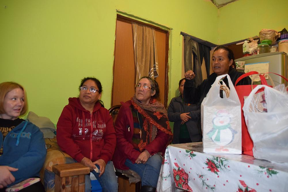 Promotora Meeting in Reynosa