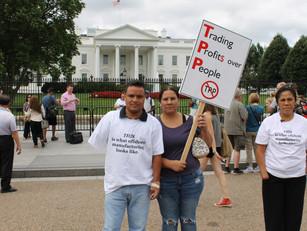Washington D.C. Protest