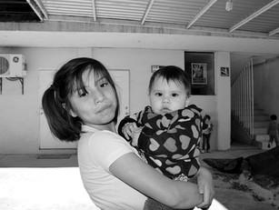 Christine and Jessica visit the Casa de Hogar boys and girls orphanages in Piedras Negras Mexico