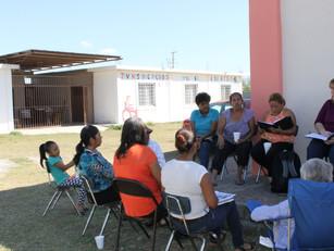 Meeting in Reynosa