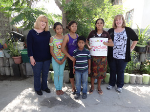 Partners for Responsible Trade's visit to Matamoros, Reynosa, and Rio Bravo Mexico June 2014
