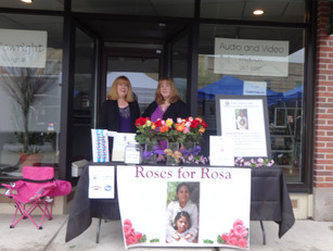Fundraising Events for Roses for Rosa