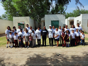 Visit to Reynosa and Rio Bravo Mexico August 2014