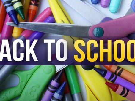 Ayuda para Back to School