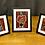 Thumbnail: Journey (kangaroo) - 5x7 inches (framed)