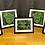 Thumbnail: Renewal (frog) - 5x7 inches (framed)