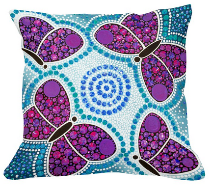 Reflection & Transformation cushion cover+insert