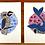 Thumbnail: Four qualities (set of 4 fine art prints) ($120-$250)