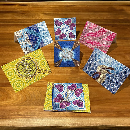 Greeting cards (7pk)