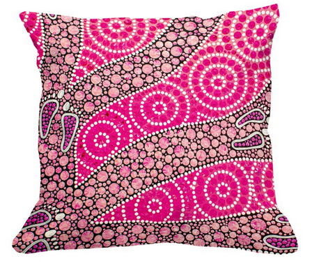 Love & Kindness cushion cover+insert