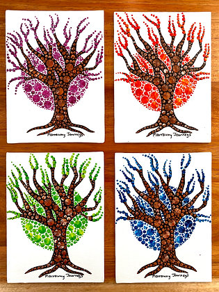 Four Seasons (set of 4 fine art prints) ($120-$250)