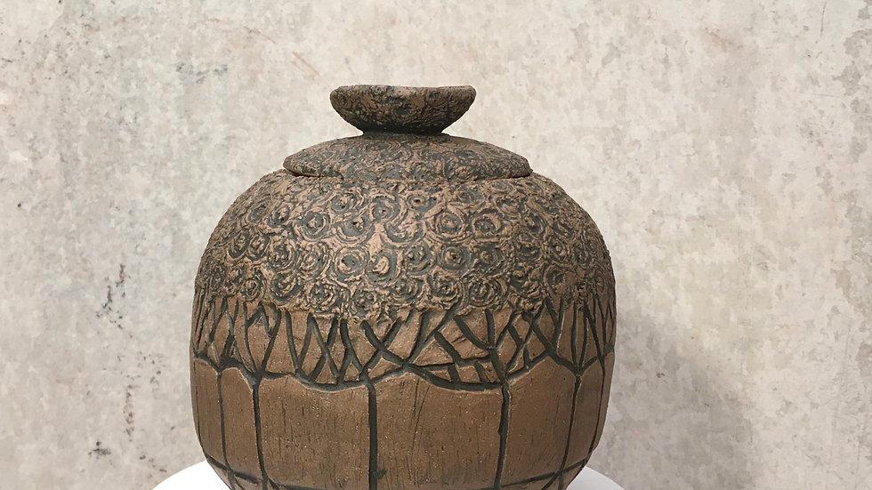 Small round Jar