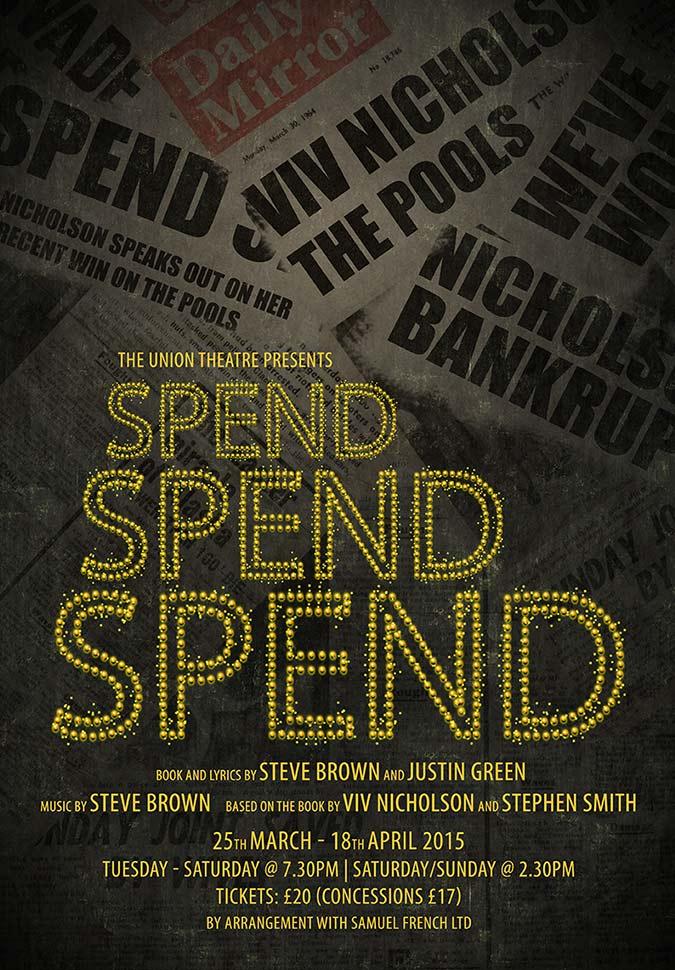 Spend, Spend, Spend 2015