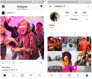 Instagram Posts up to 10 Pics and Videos