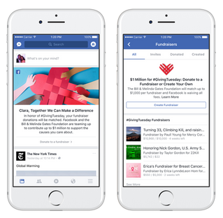 Facebook Unveils New Tools at Social Good Forum