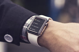 Access Control-4 Mobile Application on any smart watch