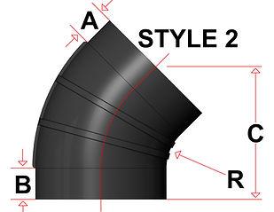45° rubber elbow.JPG