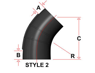 6 to 5.5 inch 45° rubber elbow.JPG