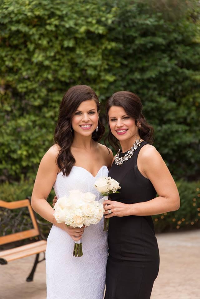 Sarah and Lisa