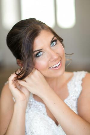 Wedding Makeup by Liz