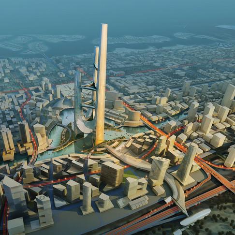 ATRIUM CITY DEVELOPMENT, DUBAI