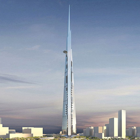 JEDDAH TOWER, KSA