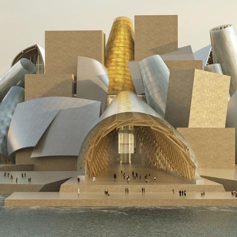 GUGGENHEIM MUSEUM, ABU DHABI, UAE