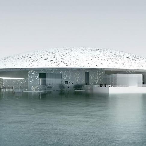 LOUVRE MUSEUM, ABU DHABI, UAE
