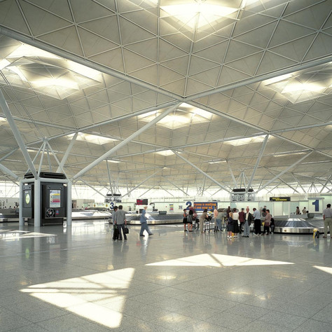 STANSTED AIRPORT, LONDON