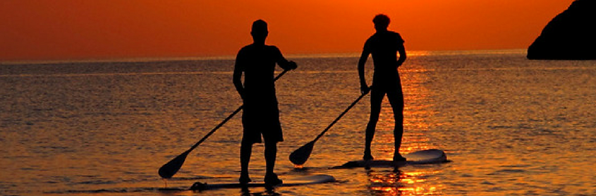 Clases de Paddle Surf y Alquileres.