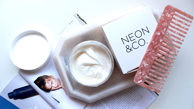 NEON&CO. | HAIR & SCALP MASK REVIEW